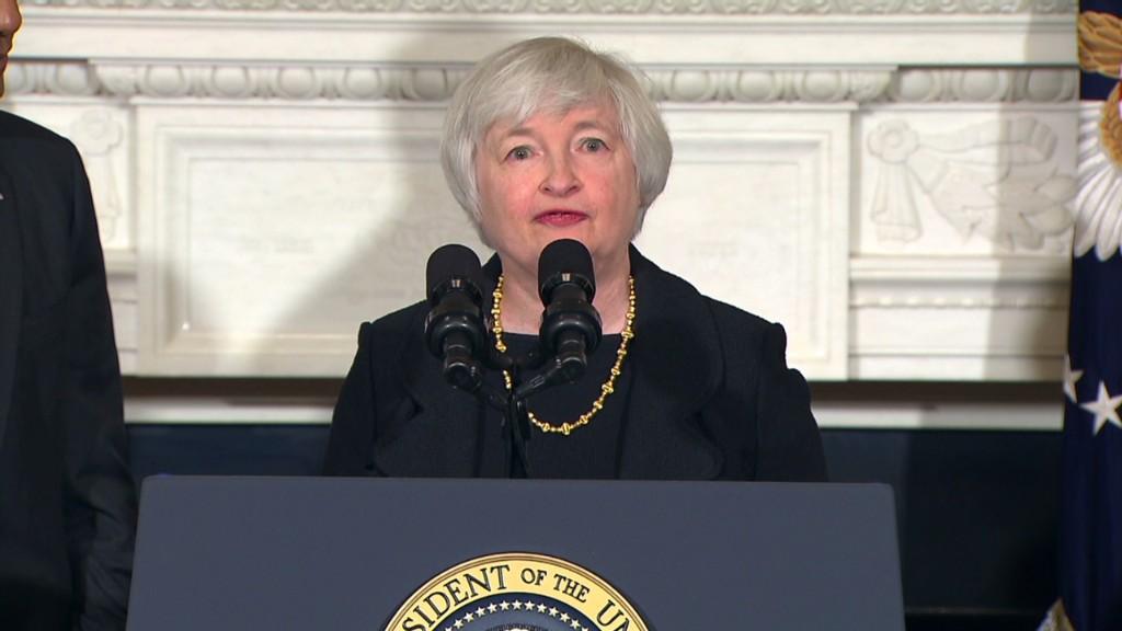 Джанет Йеллен - Глава Федеральной резервной системы США