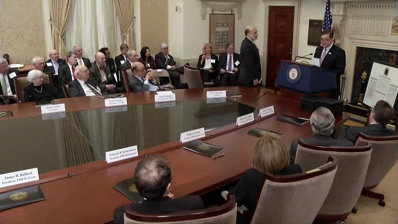 Заседание Комитета FOMC