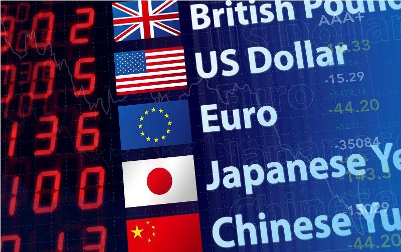 динамика валютного рынка