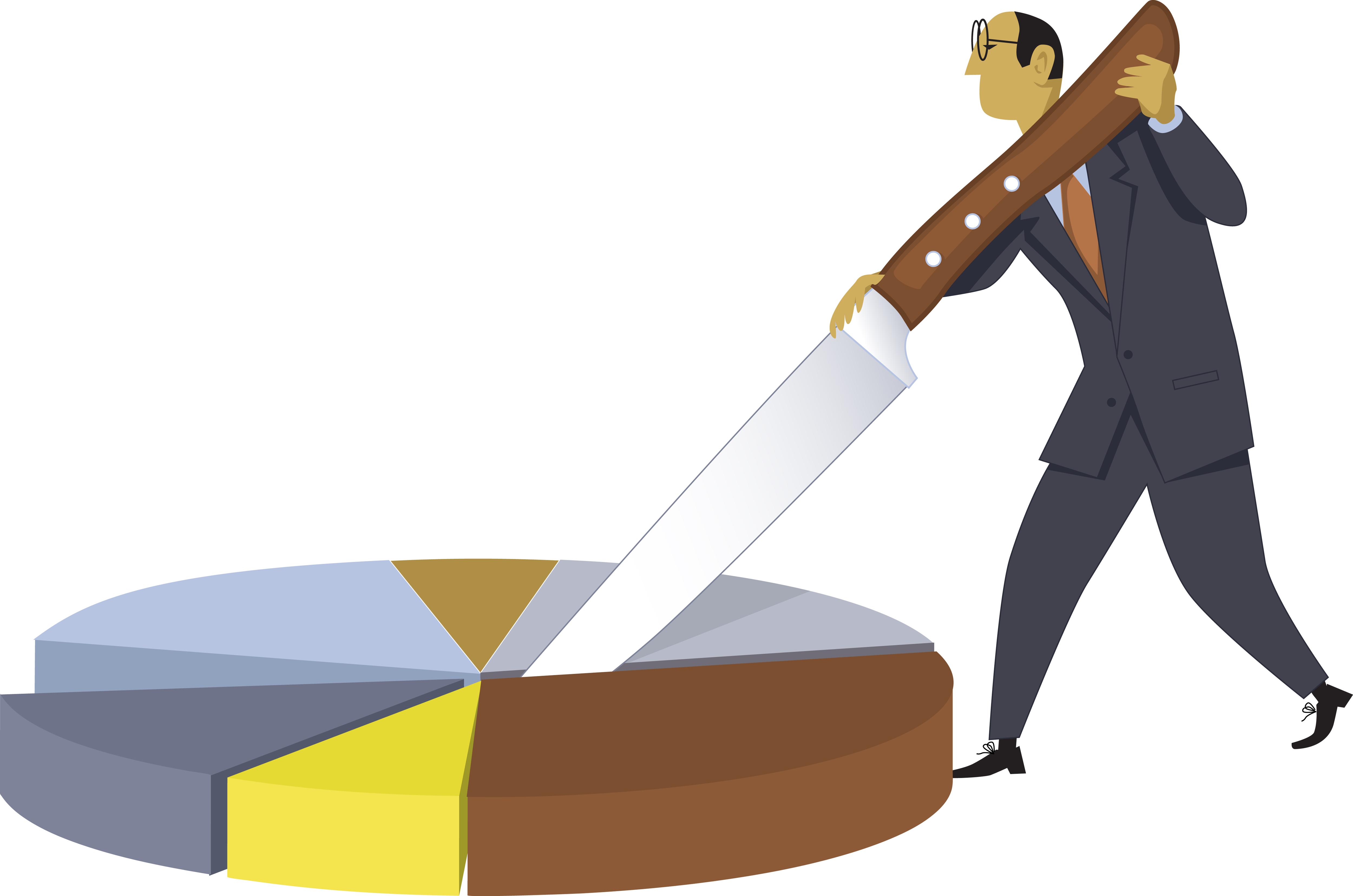 Стратегия «Распределенный вход»