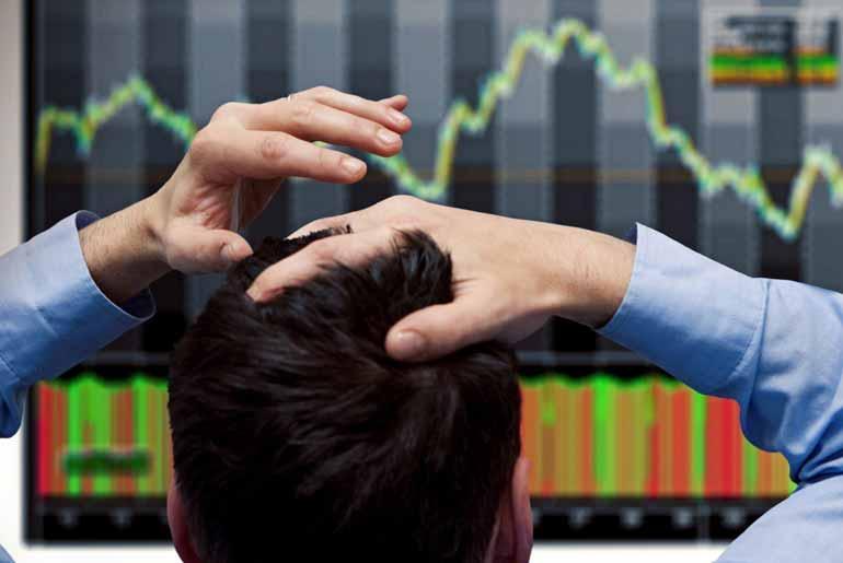 Паника на финансовом рынке