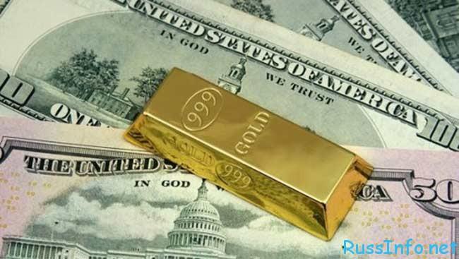 Перспективы золота