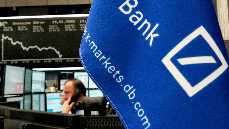 Штраф Deutsche Bank