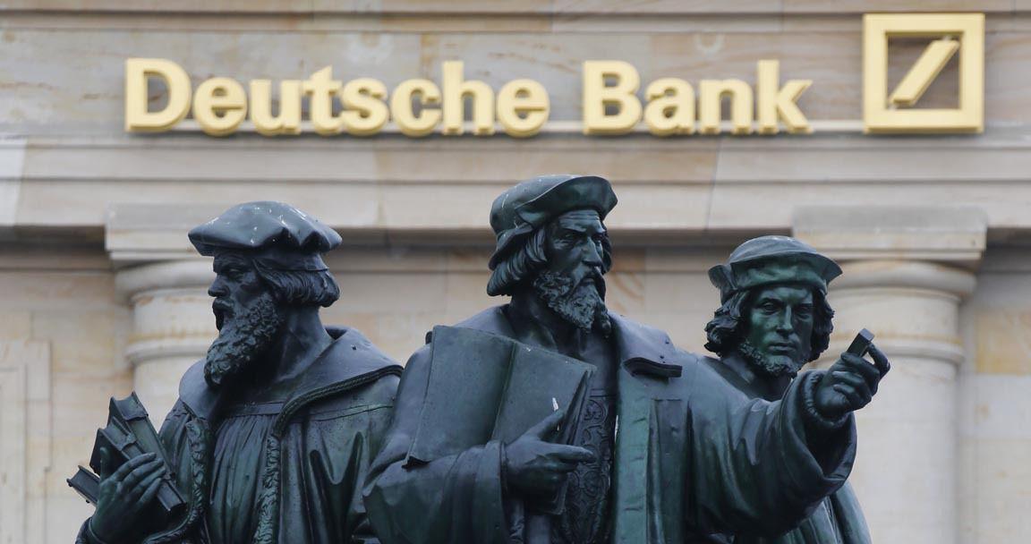 deutsche bank проблемы