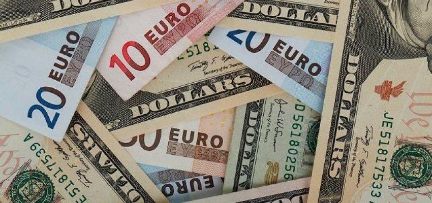 Сегодня в паре EURUSD ждем продолжения снижения. Цель на сегодня 1.0550