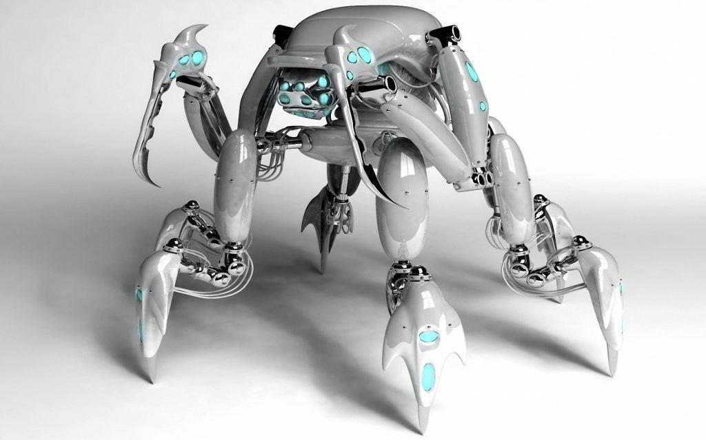 Машина робот графика  № 1642007 бесплатно