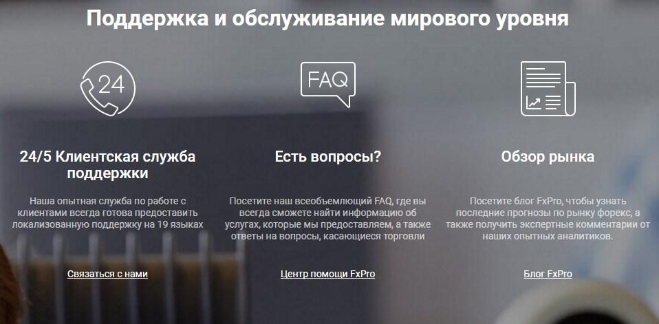 Брокер FxPro