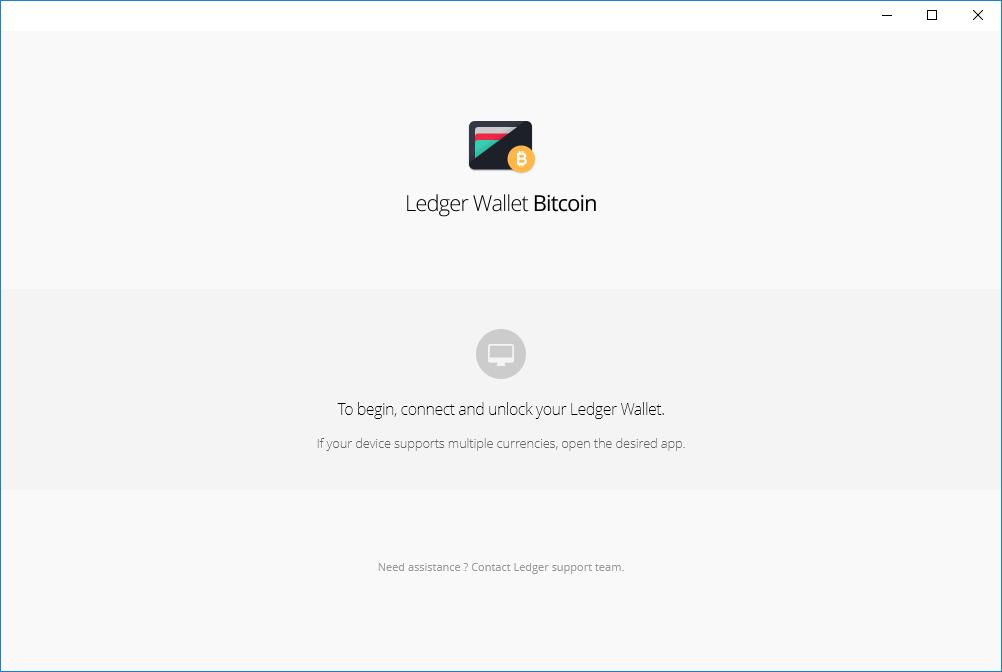 Настройка биткоин-кошелька Ledger Nano S