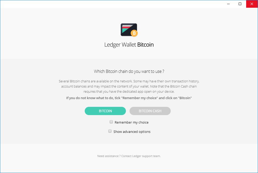 Использование Ledger Bitcoin Wallet