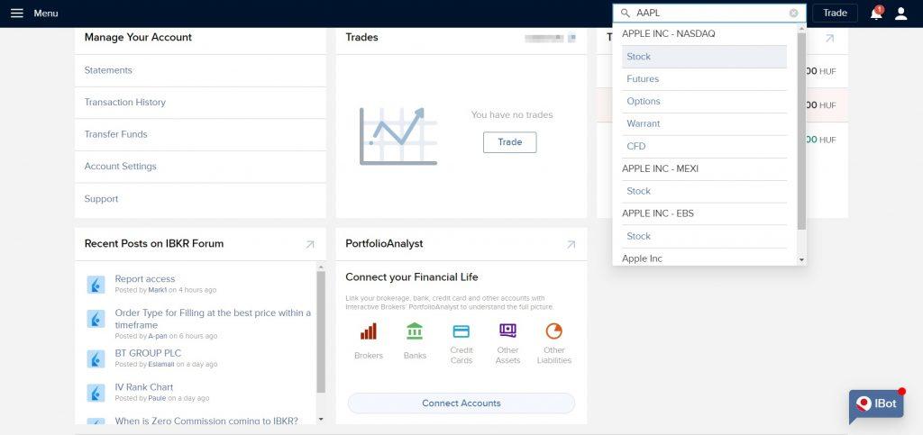 Обзор Interactive Brokers –платформа для онлайн-торговли
