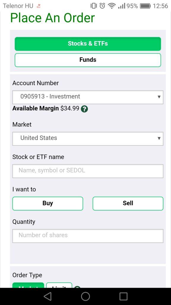 Обзор Internaxx –торговая платформа для мобильных устройств