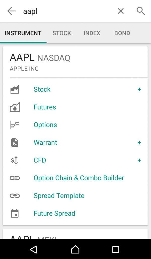 Обзор Interactive Brokers –платформа для мобильной торговли