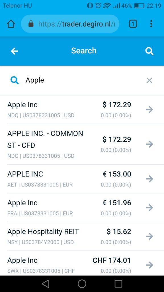 Обзор DEGIRO –платформа для мобильной торговли