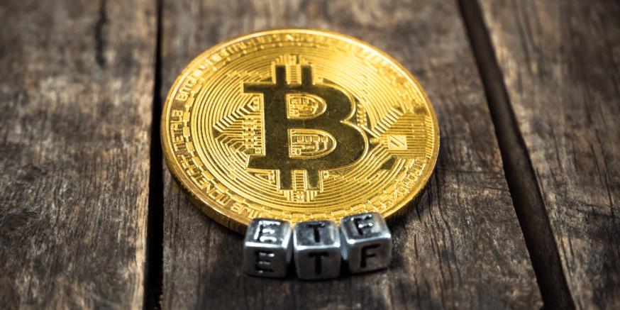 cè un bitcoin etf