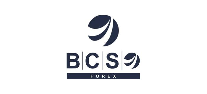 Логотип BCS Forex.
